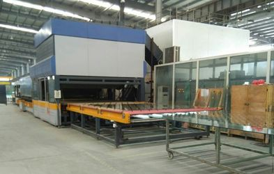 Glass Tempering Machines