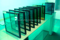 China Decorative Thermopane Insulated Glass Thermal Insulation For Storefront / Ceiling factory