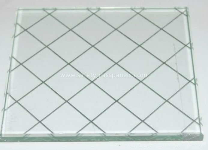 Cool Security Glass With Wire Pictures Inspiration - Electrical ...
